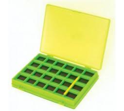 Коробка для гачків пластмасова HOOK BOX (1500-77)
