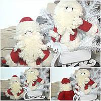 Дед Мороз к новогодним праздникам, ручная работа, выс. 20-22 см., 110 гр.