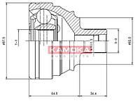 ШРУС VW TransporterIV 90'-03' наружн. 38/27/60мм | 6738 | KAMOKA