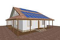 Дом с высокими нормами энергосбережения