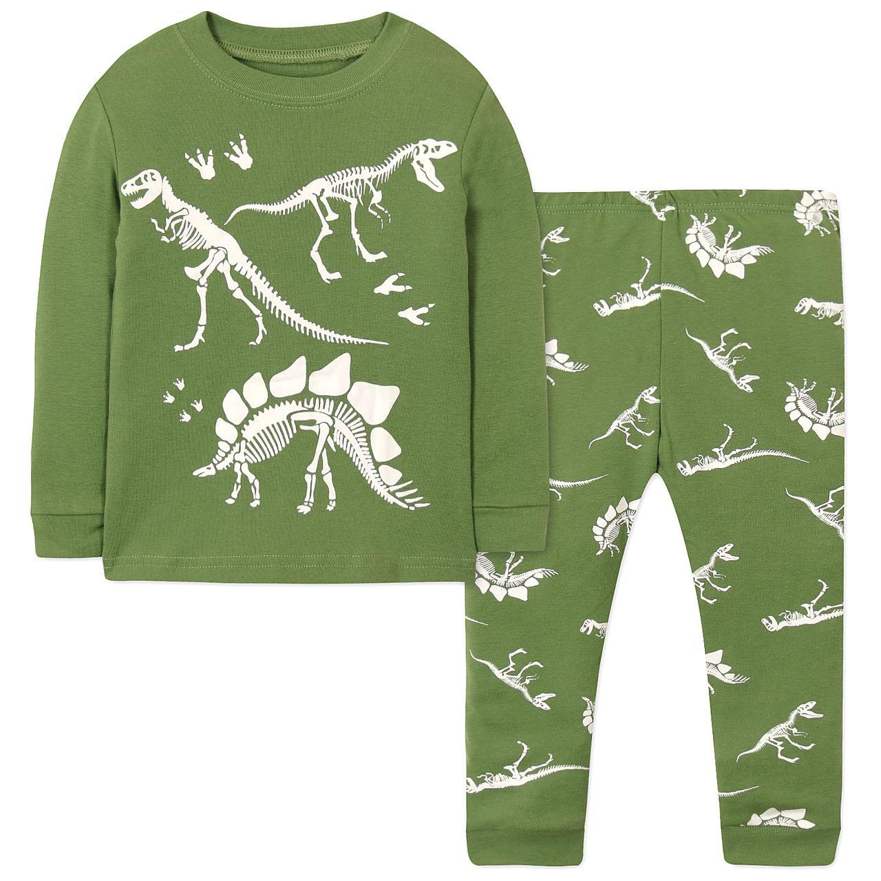 Пижама Динозавры Wibbly pigbaby - Інтернет-магазин Зозулька в Тернополе 069bec2fc178e