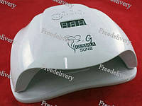 УФ-лампа для сушки при наращивании гелевых ногтей SUN X LED+UV 54Вт