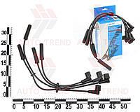Провод высоковольтный ВАЗ 2108-15 инж. 8 кл. дв. 1,5, к-т, силикон | 21110-3707080-82 | ВАЗ