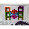Магнитный конструктор PlaySmart 2430 46 деталей, фото 3