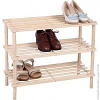 Полка Для Обуви Мой Дом UC09993 3 яруса 60x25.6x50.7см
