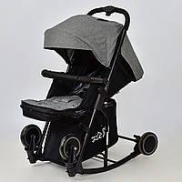 Коляска детская JOY Т 609 Серая (GBK-012)