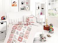Бамбуковое постельное в детскую кроватку