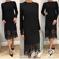 Женское платье свободного кроя люкс качество (фабричный Китай ) Код В607-570