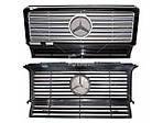 Решётка радиатора для Mercedes G-Class W463 1990-2018 A4638880015