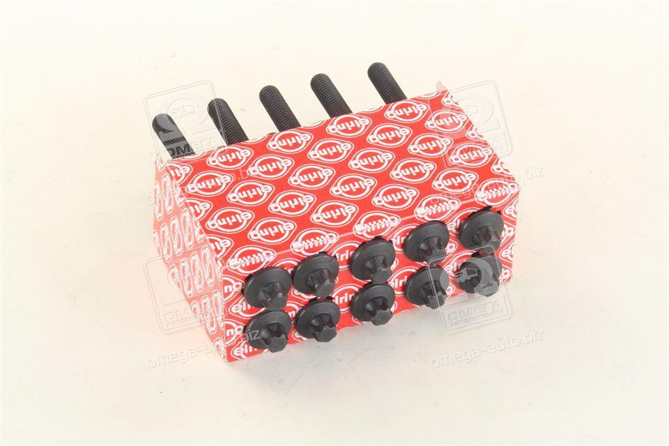 Болт головки блока (комплект) RENAULT 1.4/1.6 K4J/K4M (пр-во Elring), 151.890