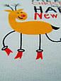 Новогодний костюм для новорожденного на рост 56 см, фото 3
