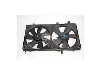 Вентилятор осн радиатора 2.0 для Subaru Forester 2002-2008 45121FE001, 45121KE001, 45122SA000 + 45131FE000