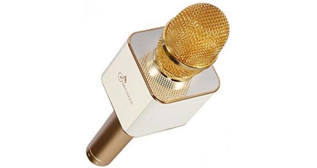 Беспроводной Караоке Микрофон (Bluetooth Q9)