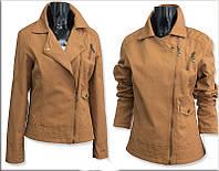 Парка женская весенняя, молодежная куртка-парка