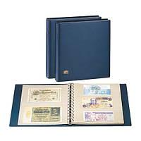 Альбомы для банкнот, комплектующие к папкам-переплетам