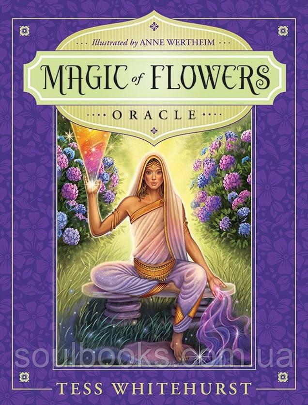 """Карты Magic of Flowers Oracle (Оракул """"Магия цветов"""")"""