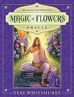 "Карты Magic of Flowers Oracle (Оракул ""Магия цветов""), фото 1"
