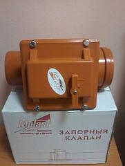 Обратный ( запорный ) Ø 110 клапан Мпласт для наружной и внутренней канализации