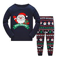 Детская пижама Санта Клаус Wibbly pigbaby
