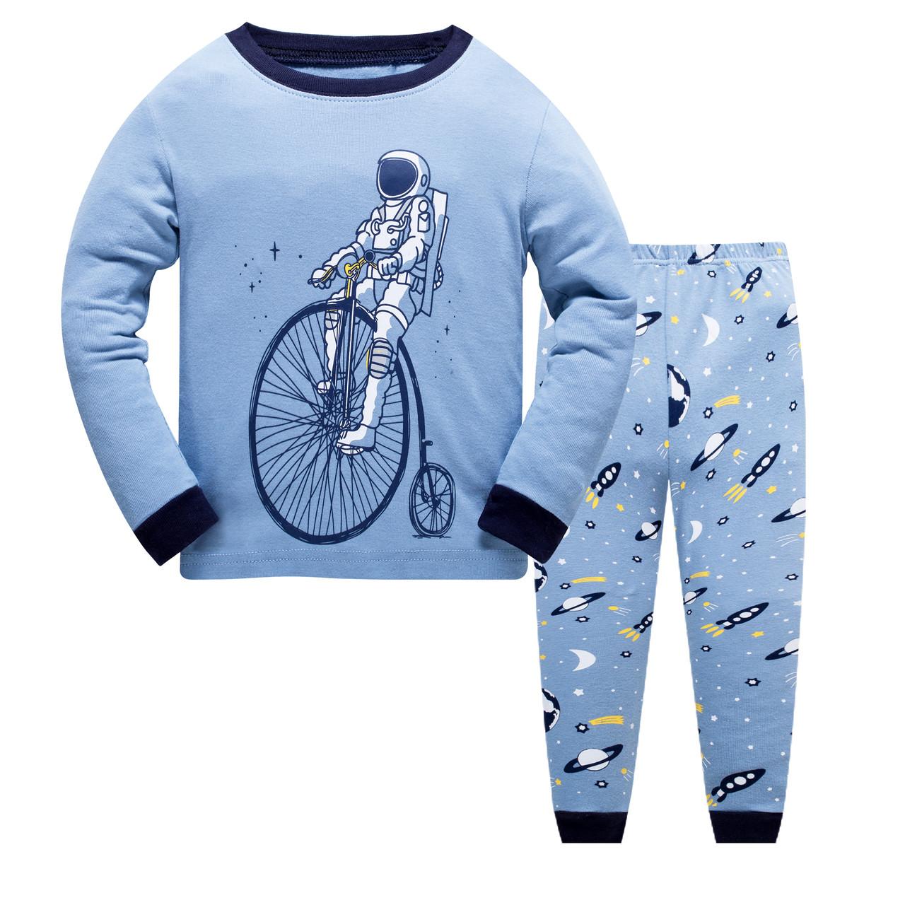 Пижамы детские Космонавт Wibbly pigbaby 31838c58ec9d3