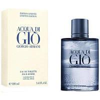Мужские - Armani Acqua di Gio Blue Edition Pour Homme EDT 100 ml f4a629acde466