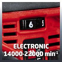 (Power X-Change) Аккумуляторная Эксцентриковая шлифмашина Einhell TE-RS 18 Li Solo (4462010), фото 3