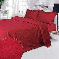 Комплект постельного белья Сатин Жаккард евро+ 220х240