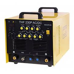 Инверторный сварочный аппарат TIG THF 230P AC / DC