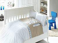 Бамбуковое постельное в кроватку