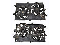 Вентилятор осн радиатора 2.0 для Ford Mondeo III 2000-2007 1095445, 1152920, 1S7H8C607AB, 95BB8146BC, 95BB8C607GG