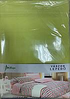 Простынь без резинки размер 180*220 - Венгрия, фото 1