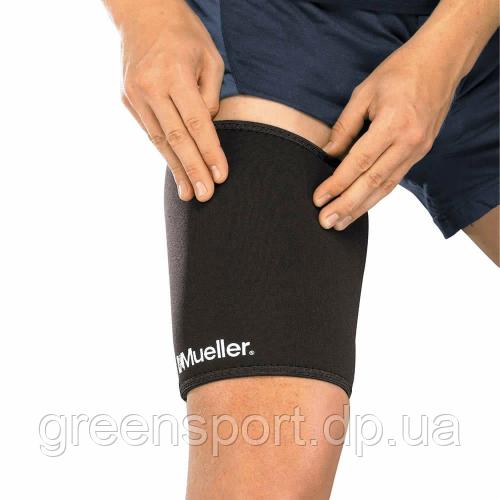 Набедренная манжета из неопрена Mueller Neoprene Blend Thigh Sleeve 444 Medium