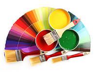 Колерование, тонирование краски, декоративных штукатурок