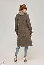 Женское пальто  капучино, фото 3