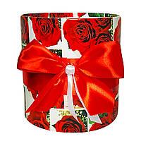 Коробка подарочная #106 для цветов (16 х 16 см)