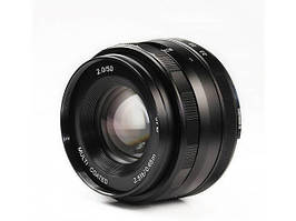 Объектив MEIKE 50 mm F/2 MC для Panasonic, Olympus (Micro 4/3 - mount)