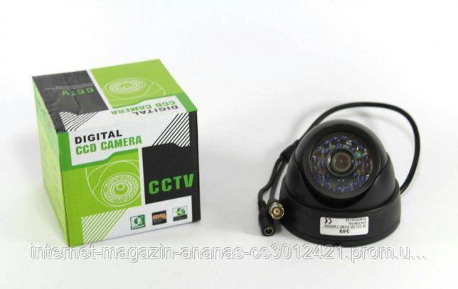 Внешняя цветная камера видеонаблюдения CCTV 349 (Камера CAMERA 349 )