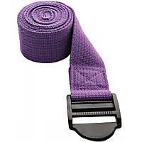 Ремень для йоги LiveUp Yoga Straps