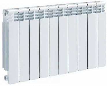 Радіатор RADIATORI HELYOS 350/100 алюмінієвий