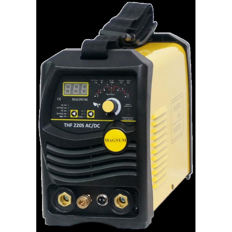 Инверторный сварочный аппарат TIG MAGNUM THF 220S AC/DC