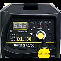 Инверторный сварочный аппарат TIG MAGNUM THF 220S AC/DC, фото 6