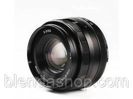 Объектив MEIKE 50 mm F/2 MC для Olympus, Panasonic (Micro 4/3 - mount)