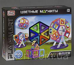 """Конструктор магнитный Play Smart """"Колесо обозрения"""" 2430"""