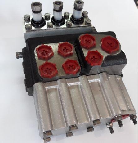 Гидрораспределитель Р80-3/1-221Г (с гидрозамком) Т-4А, ТТ- 4М