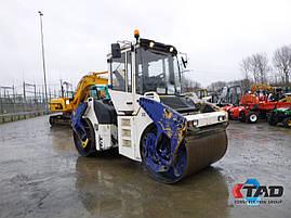 Дорожный каток BOMAG BW161AD-CV (2011 г), фото 2