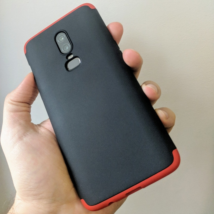 cheaper 9a40d 0b08e Чехол-бампер GKK 360 для OnePlus 6 ($). - Bigl.ua
