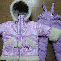 Костюм зимний для девочек, фото 1