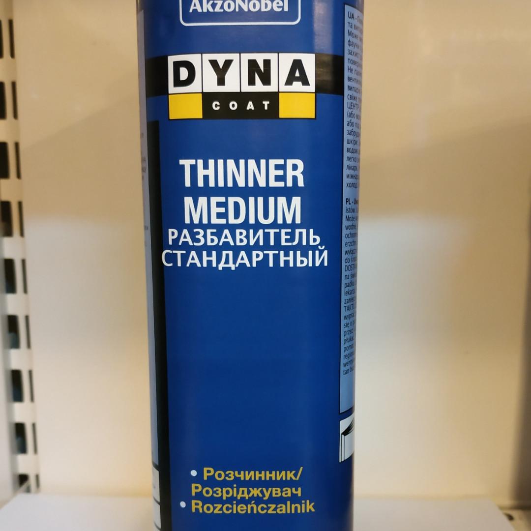 Разбавитель DYNA Thinner Medium ALL 1л