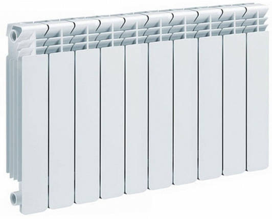 Радіатор RADIATORI HELYOS 500/100 алюмінієвий, фото 2