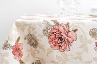 Скатерть Пион розовый, фото 1
